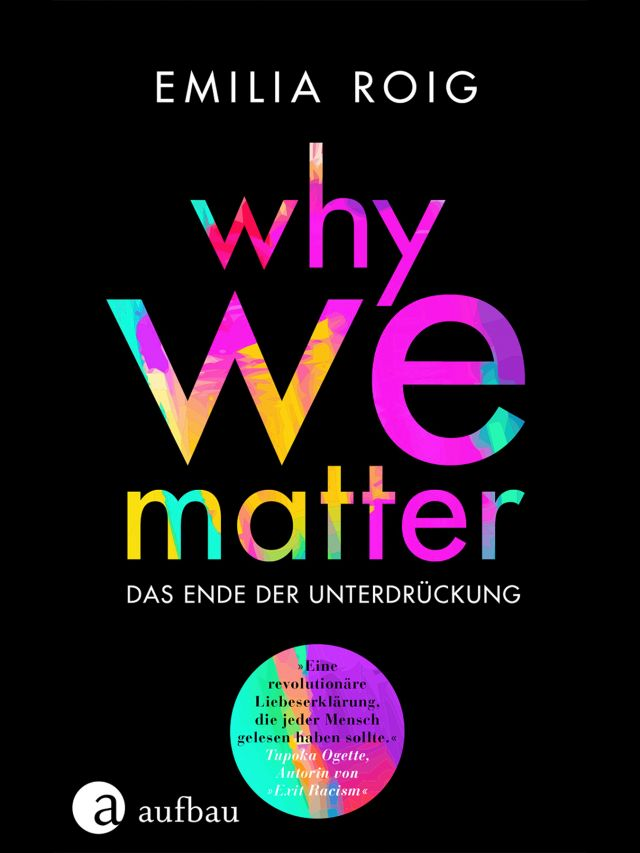 Cover Why we matter